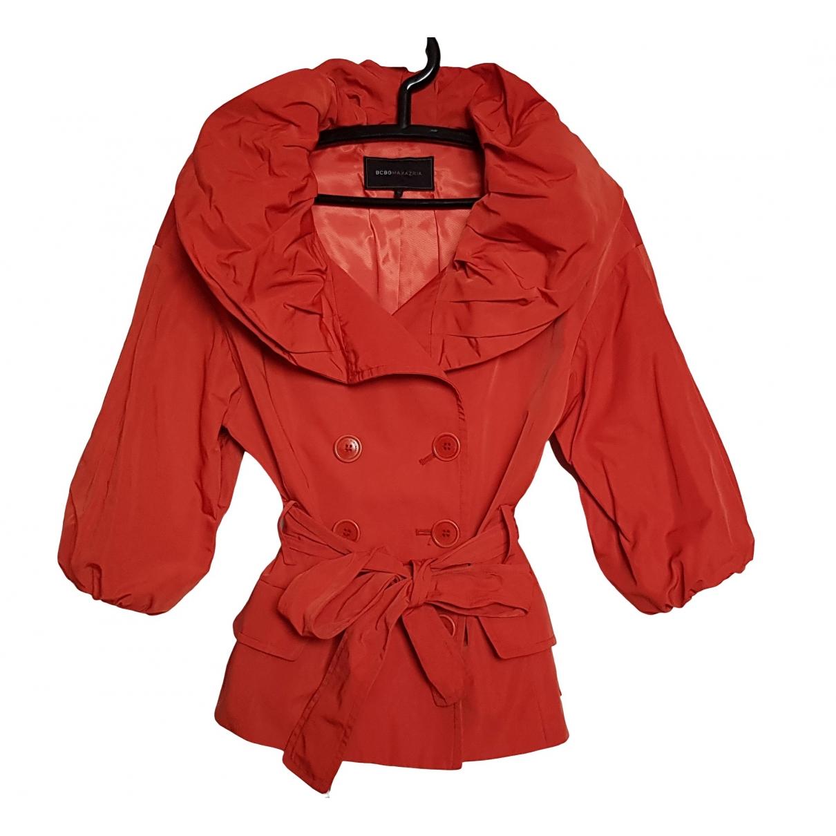 Bcbg Max Azria \N Orange jacket for Women M International