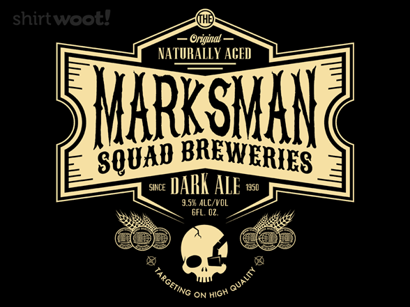 Marksman - Squad Breweries T Shirt