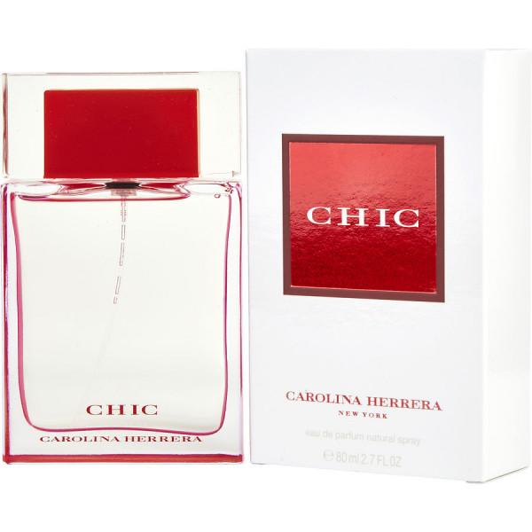 Carolina Herrera - Chic : Eau de Parfum Spray 2.7 Oz / 80 ml