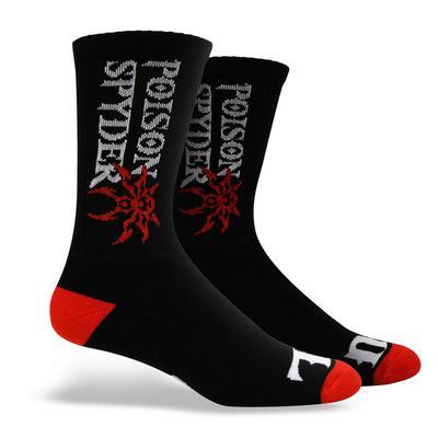 Poison Spyder Crew Socks - 95-65-050