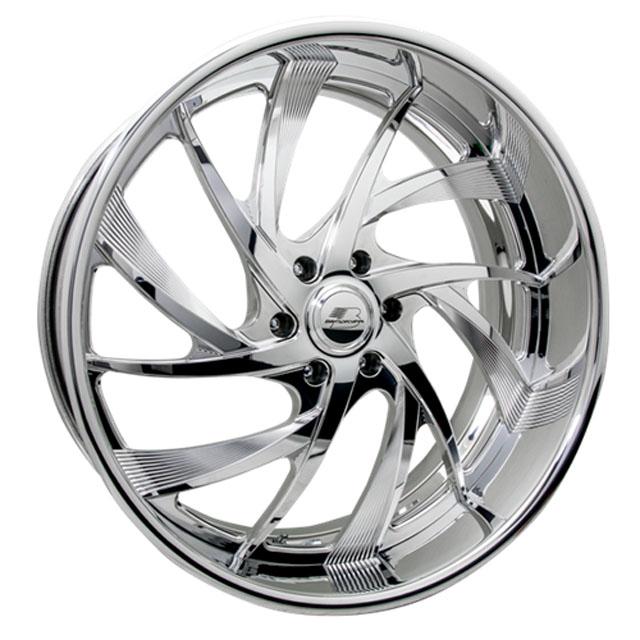 Billet Specialties DT68281Custom BLVD 68 Wheels 28x10