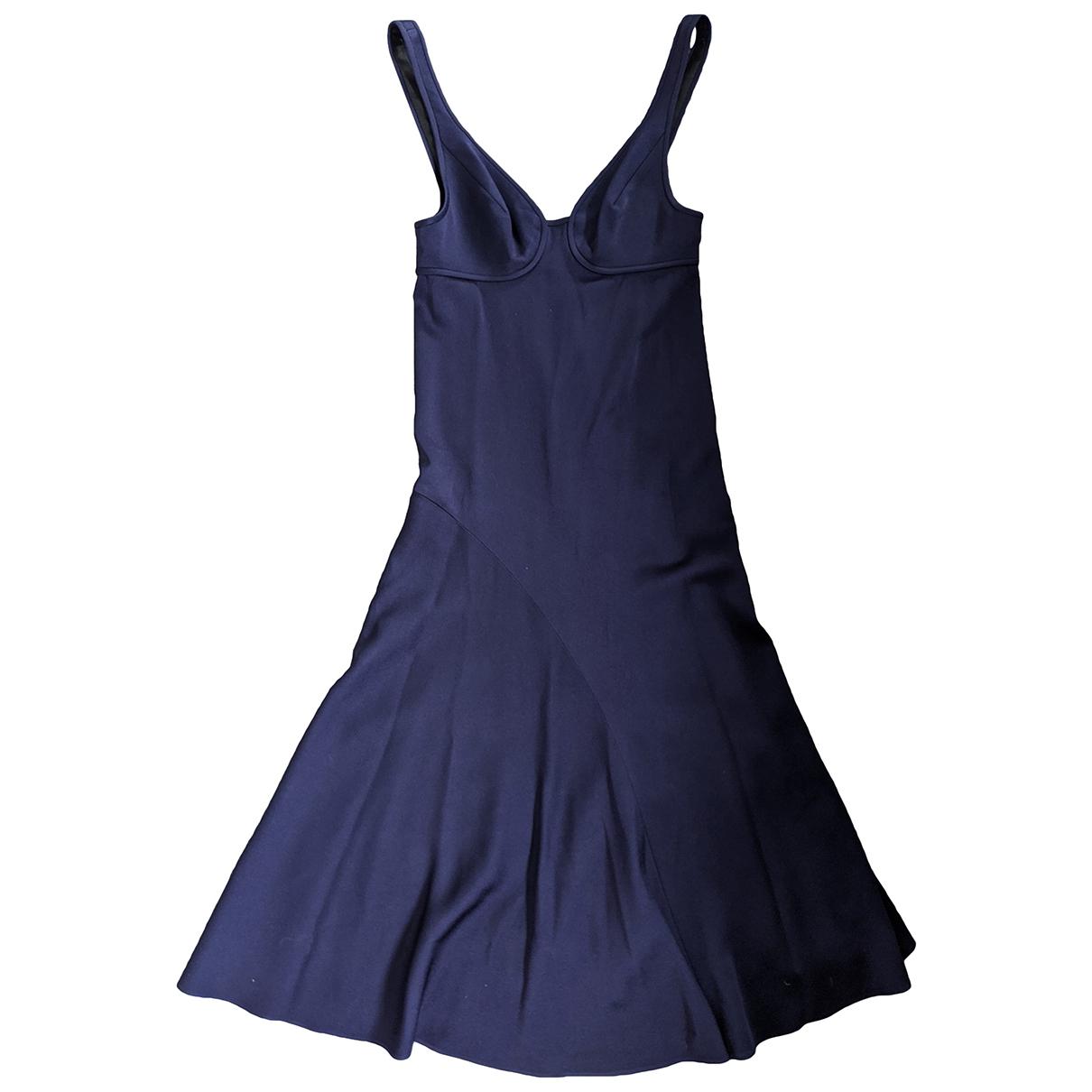 Victoria Beckham \N Blue dress for Women 8 UK