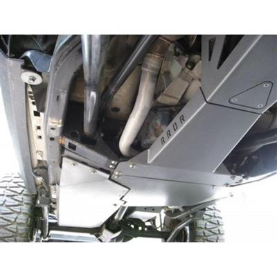 Hauk Offroad Complete Skid Plate System - ARM-1090-2D