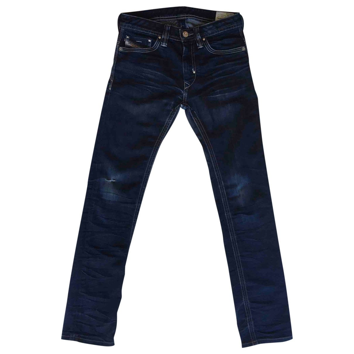 Diesel \N Blue Denim - Jeans Trousers for Kids 10 years - up to 142cm FR