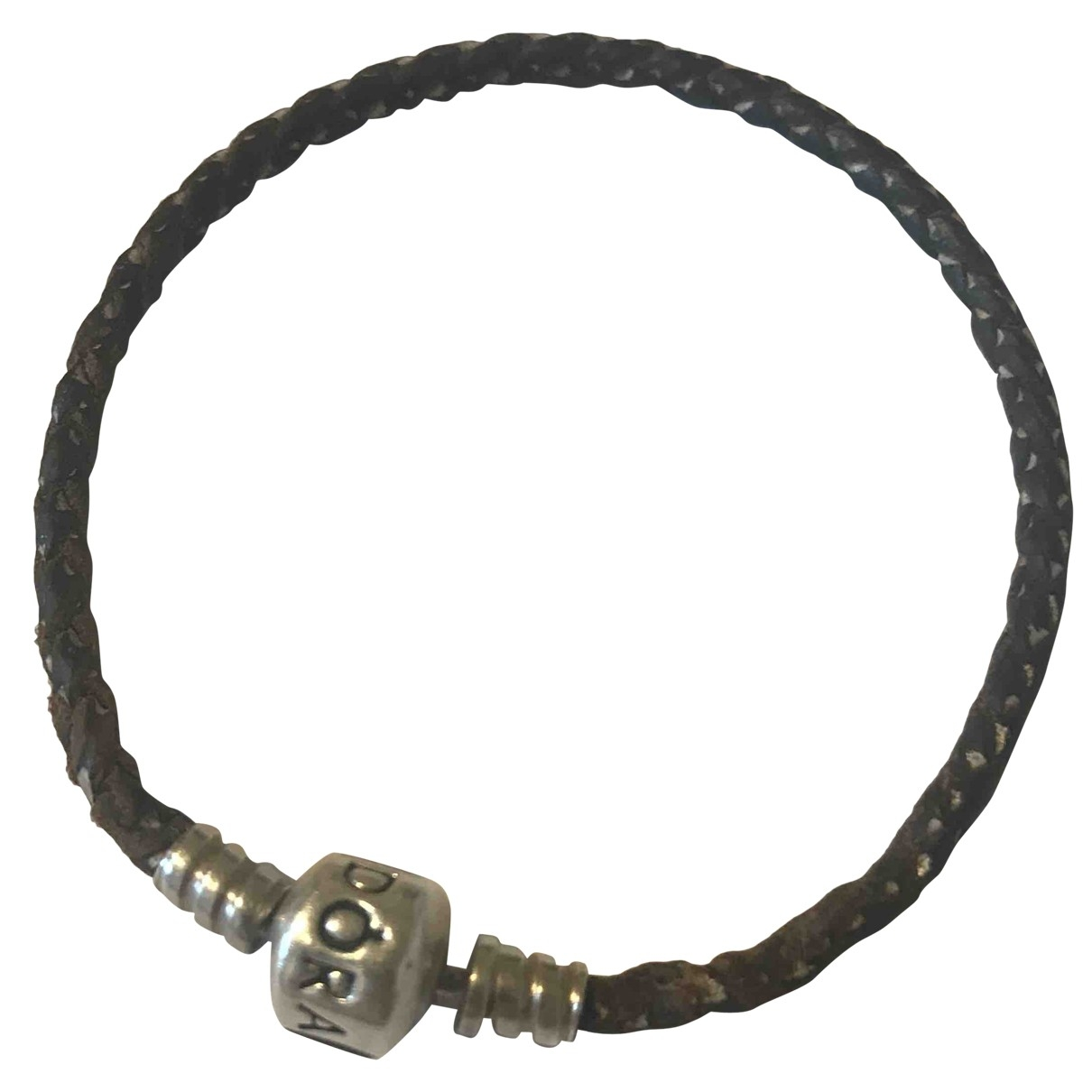 Pandora \N Brown Silver bracelet for Women \N