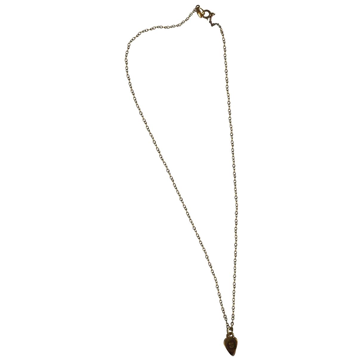 Gorjana \N Gold Gold plated pendant for Women \N