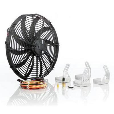 Be Cool 16 Inch Super-duty Fan Module - 95068