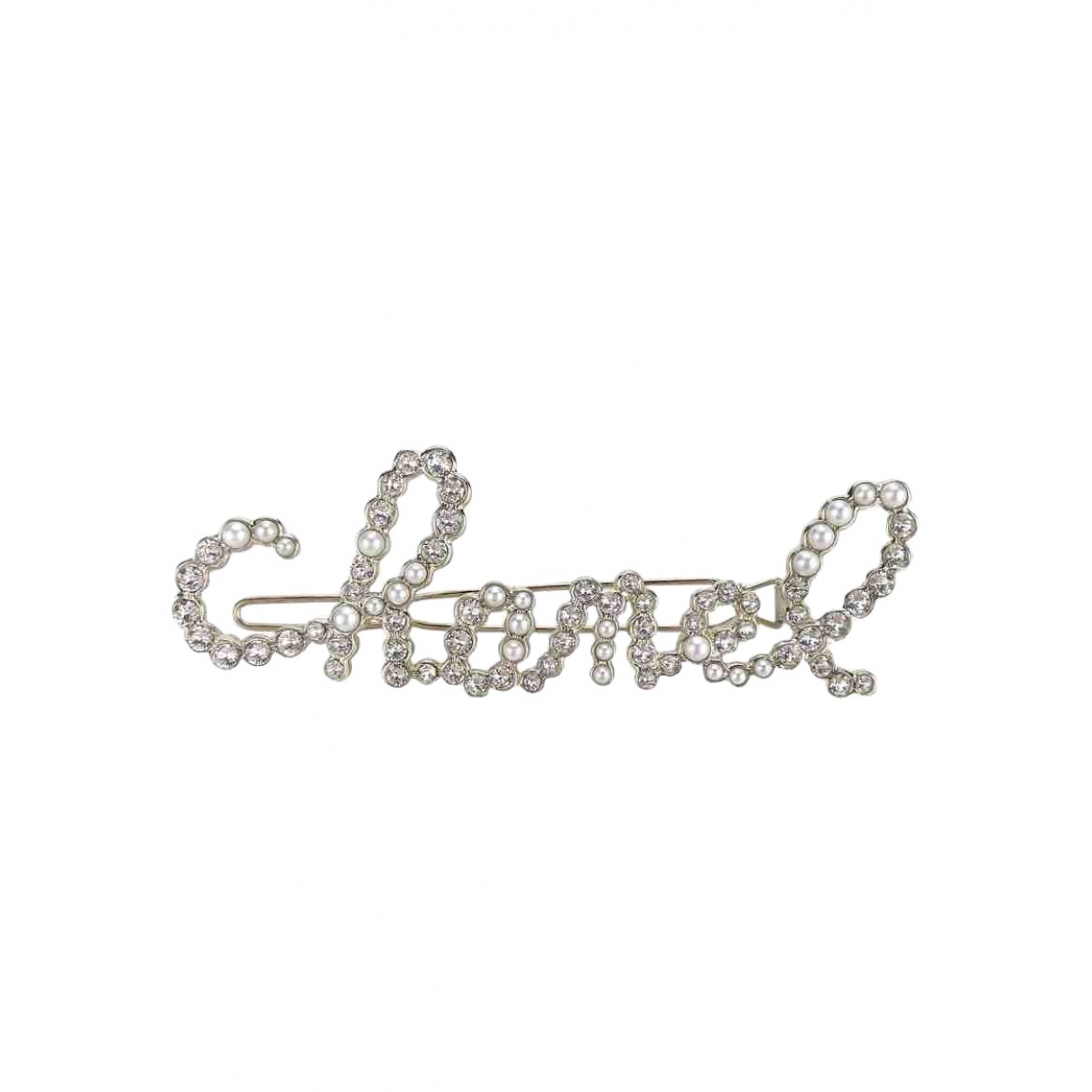 Chanel \N Metal Hair accessories for Women \N