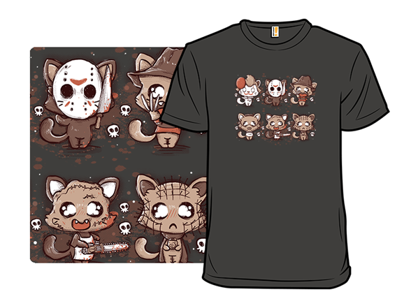Kawaii Killers T Shirt