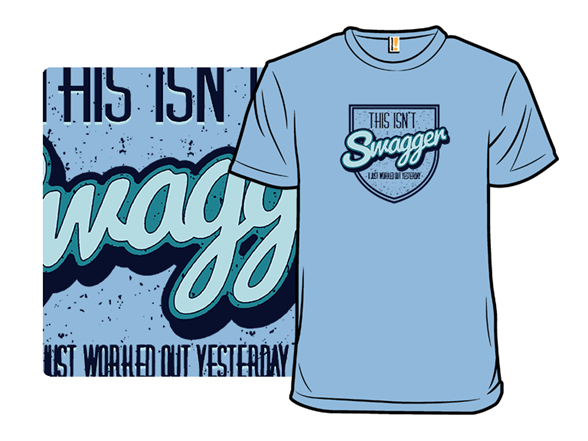 This Isn't Swagger T Shirt