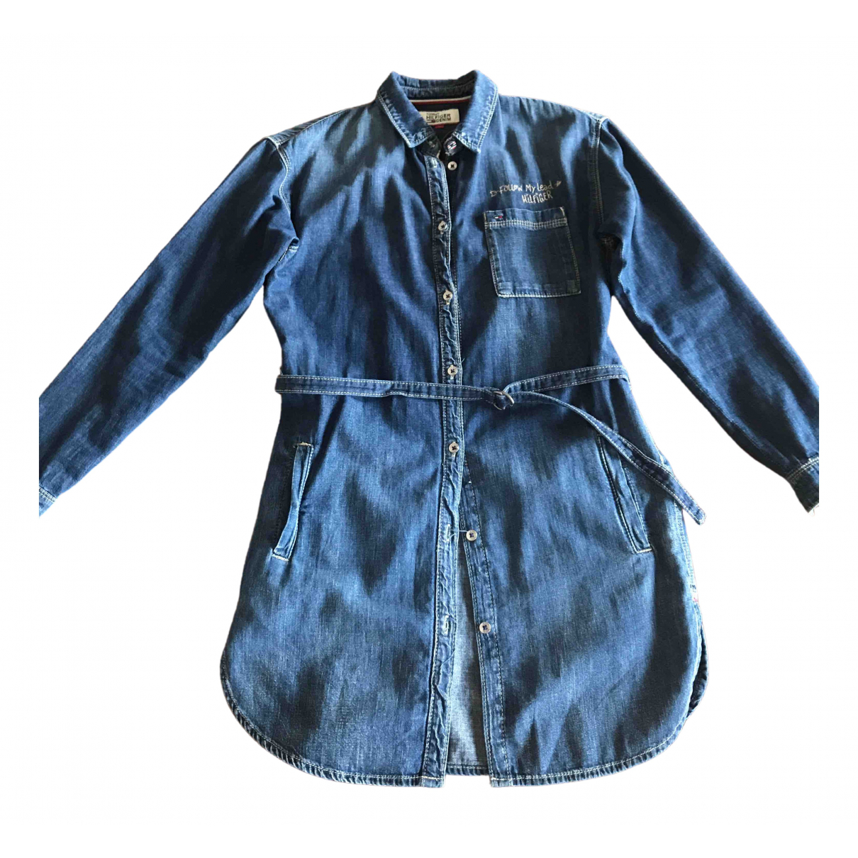 Tommy Hilfiger \N Blue Denim - Jeans dress for Kids 10 years - until 56 inches UK