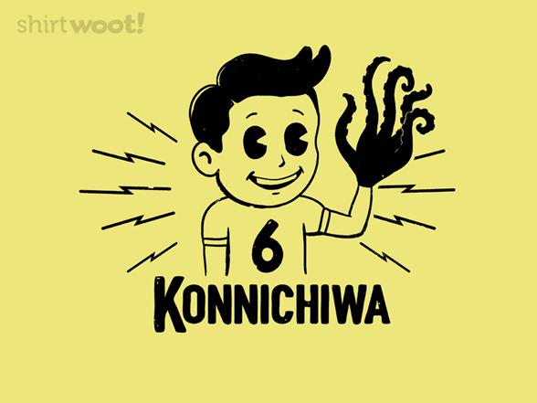 Konnichiwa T Shirt
