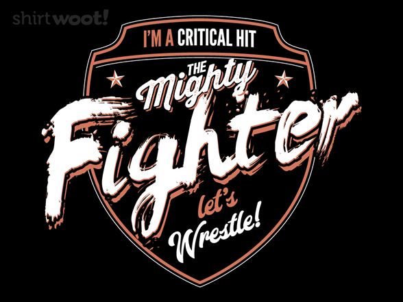 The Fighter T Shirt