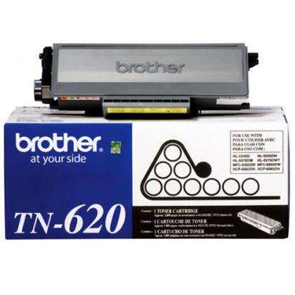 Brother TN620 Original Black Toner Cartridge