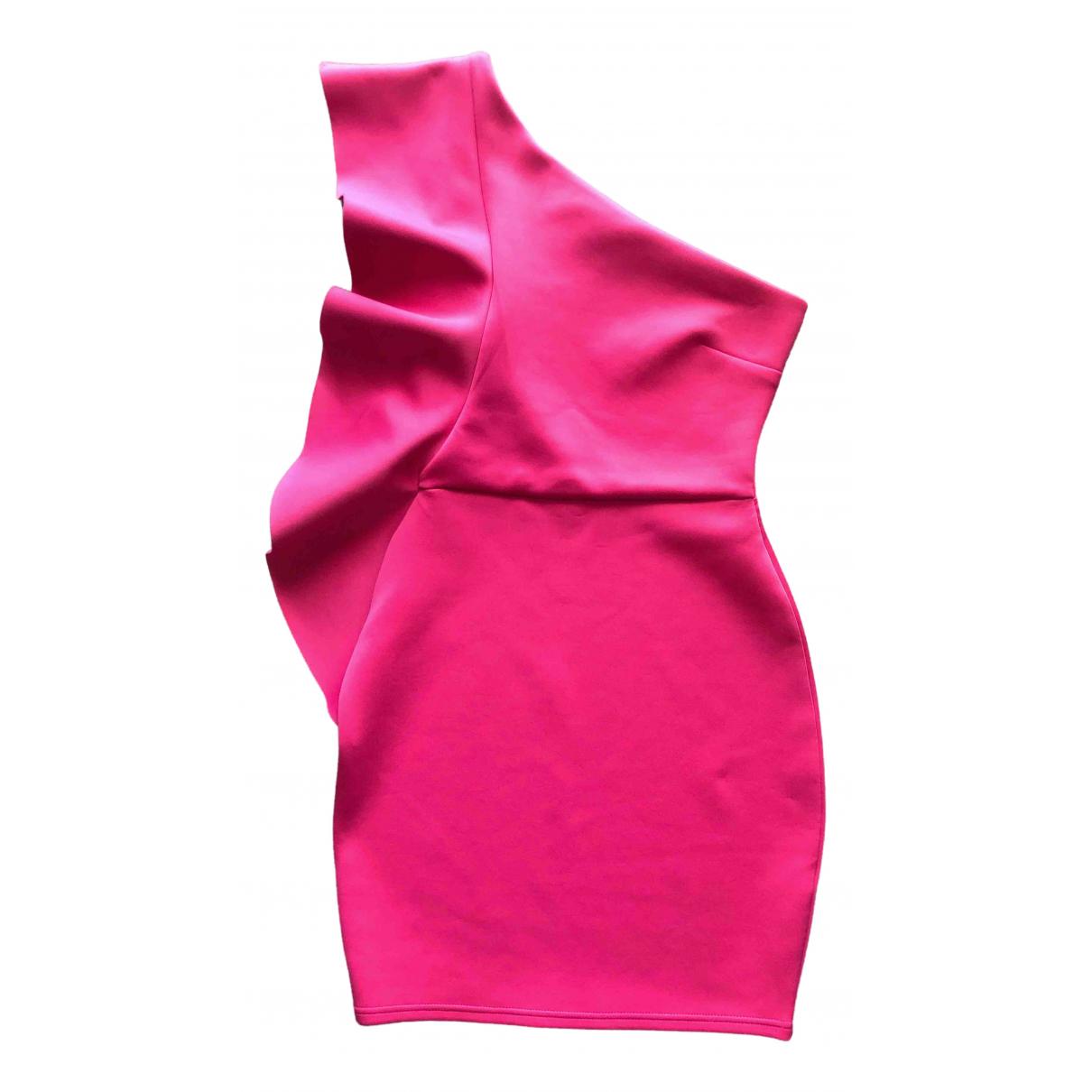 Asos \N Pink dress for Women 36 FR