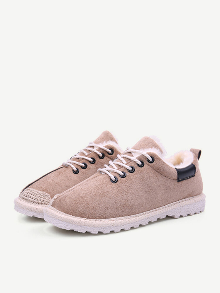 Athletic Sport Warm Soft Sneaker Casual Shoes For Women