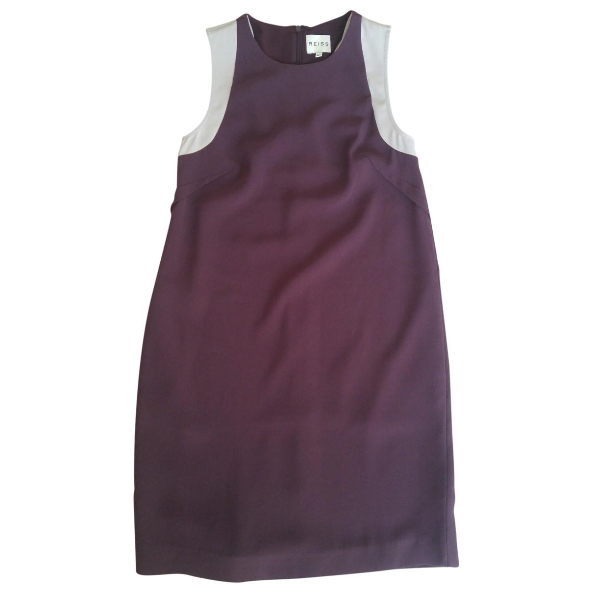 Reiss \N Purple dress for Women 6 UK