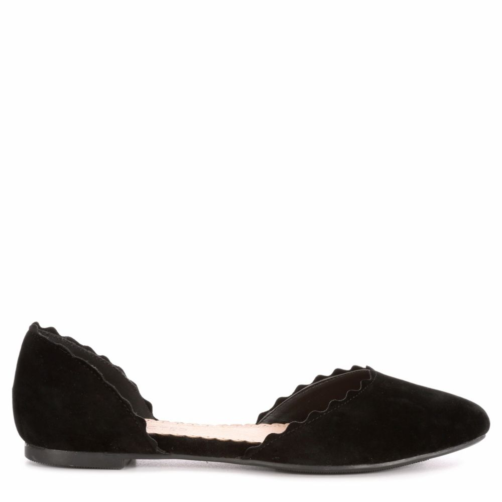 Restricted Womens Go Ahead Flats Shoes