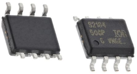 Infineon IRS2184SPBF Dual Half Bridge MOSFET Power Driver, 2.3A 8-Pin, SOIC (5)