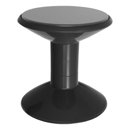 Storex Adjustable Wobble Chair, Non-Slip Base, 12-18 Inch Height