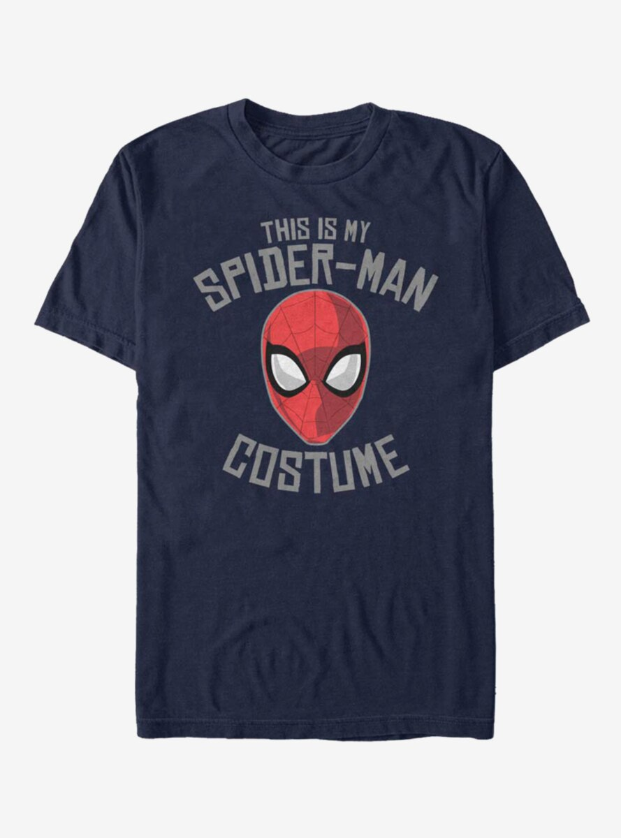 Marvel Spider-Man Spider Costume T-Shirt