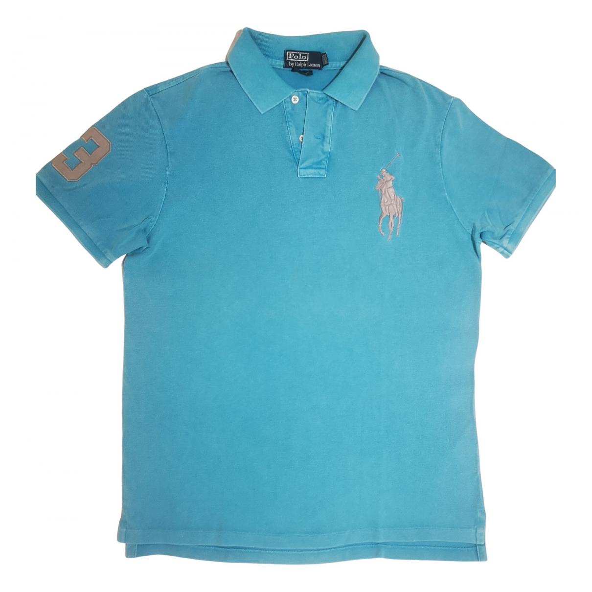 Polo Ralph Lauren Polo ajusté manches courtes Cotton Polo shirts for Men L International