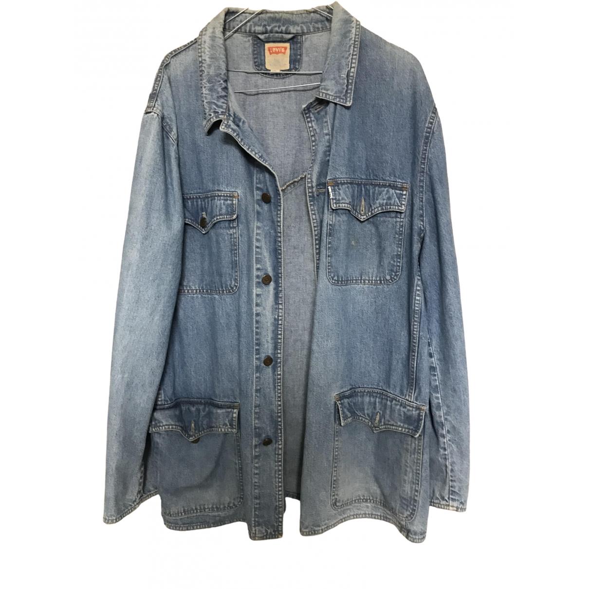 Levi's \N Blue Denim - Jeans jacket  for Men XL International