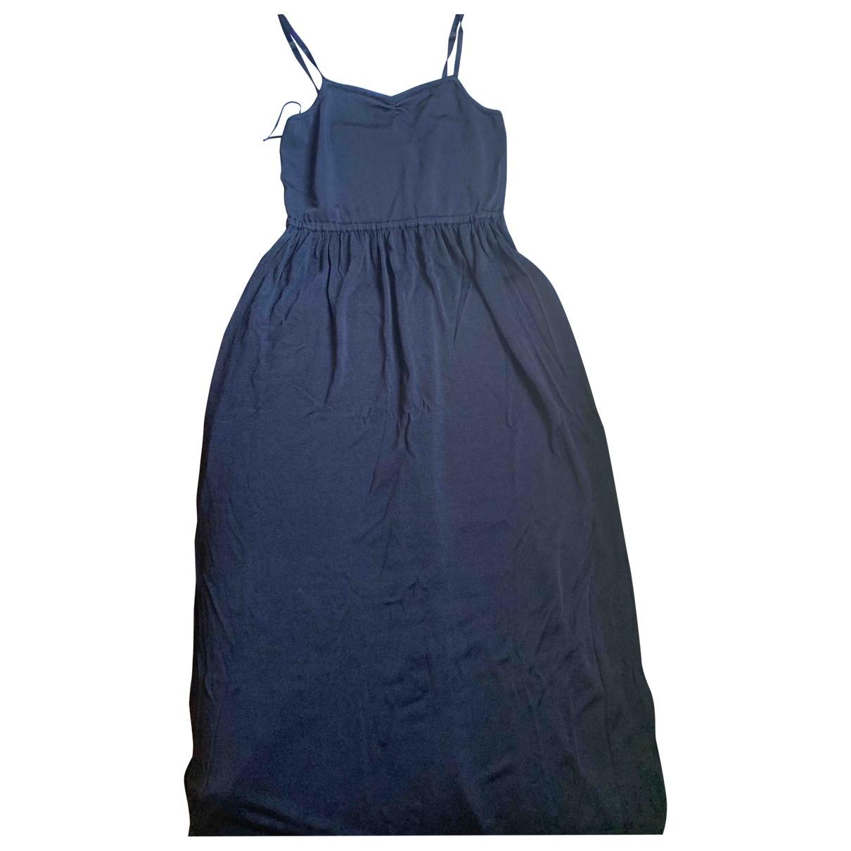 Forte_forte \N Black Cotton - elasthane dress for Women 40 FR