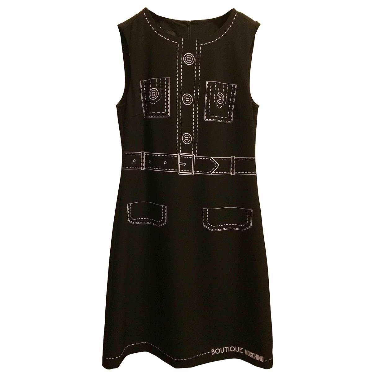 Moschino \N Black dress for Women 38 IT