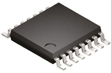 Texas Instruments , LM5574MT/NOPB Step-Down Switching Regulator, 1-Channel 500mA Adjustable 16-Pin, TSSOP