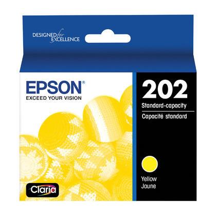 Epson 202 T202420 cartouche d'encre originale jaune