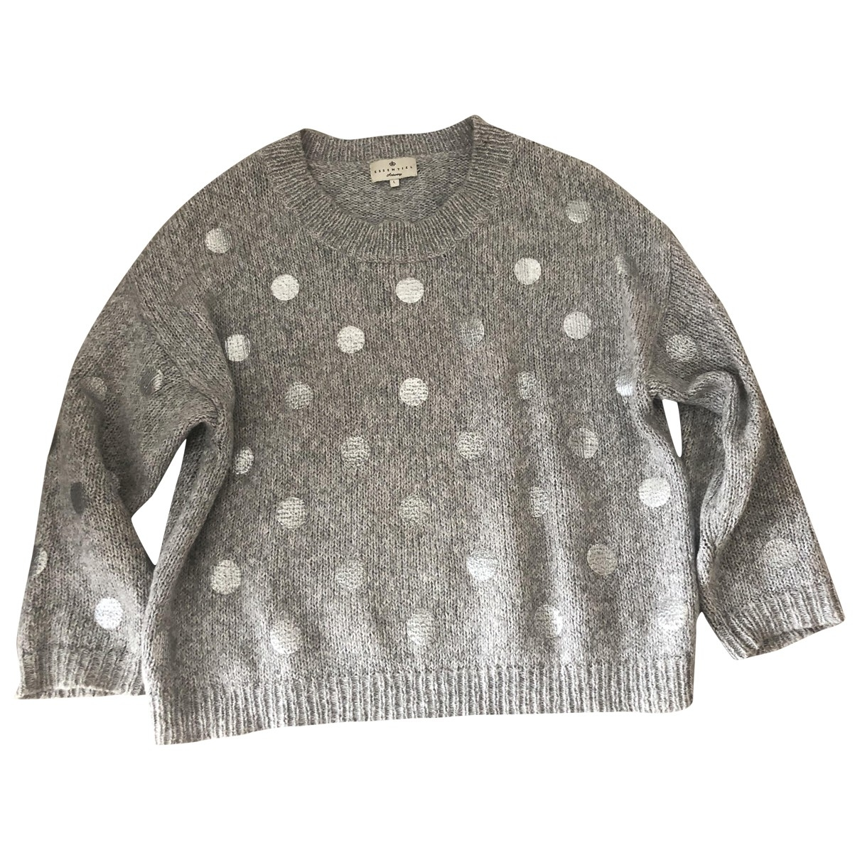Essentiel Antwerp \N Grey Knitwear for Women L International
