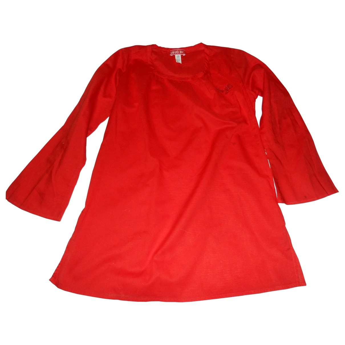 Liu.jo \N Red Cotton  top for Kids 8 years - up to 128cm FR