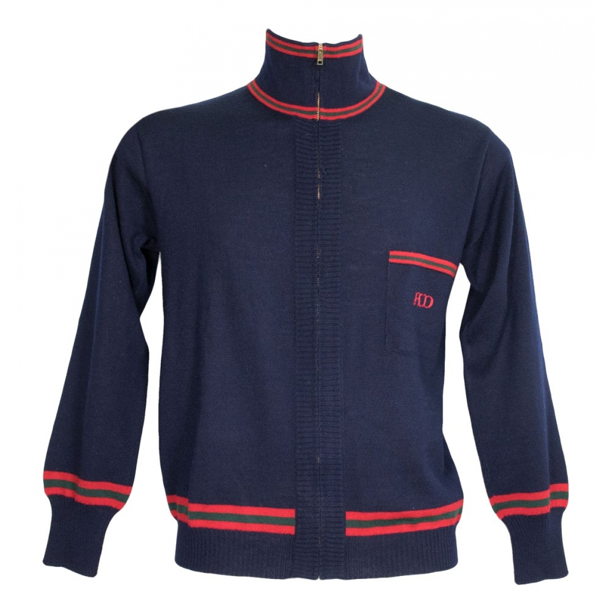 Givenchy \N Blue Wool Knitwear & Sweatshirts for Men L International