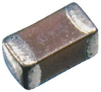 Murata , 0603 (1608M) 10μF Multilayer Ceramic Capacitor MLCC 6.3V dc ±20% , SMD GRM188R60J106ME47J (100)