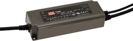 Mean Well PWM-60 AC-DC, DC-DC Constant Voltage LED Driver 60W 48V