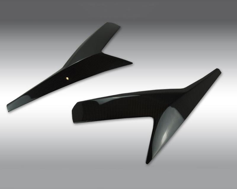 Novitec L6 111 66 Carbon Fiber Front Spoiler Lip Lamborghini Aventador S | Roadster S 17-20