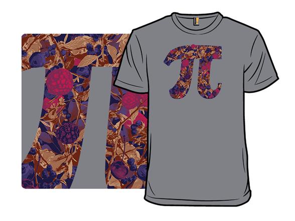 Berry Pi T Shirt