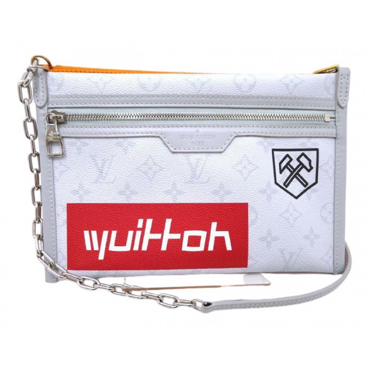 Louis Vuitton \N White Cloth bag for Men \N