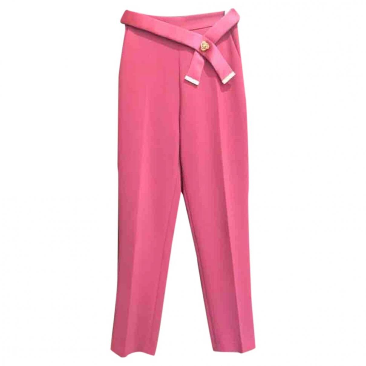 Elisabetta Franchi \N Trousers for Women 38 IT