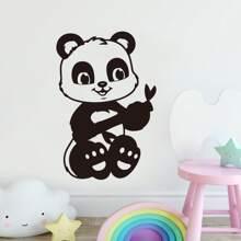 Panda Print Wall Sticker