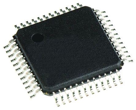 Cypress Semiconductor CY7C65632-48AXC, USB Hub, 5-Channel, USB 2.0, 3.3 V, 5 V, 48-Pin TQFP (2)