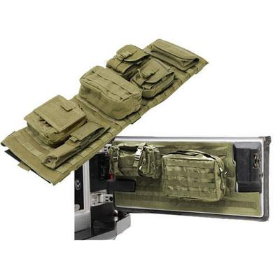 Smittybilt G.E.A.R Overhead Console Package, Olive Drab - GEAROH7