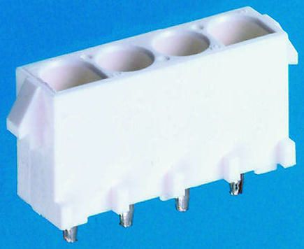 TE Connectivity , Universal MATE-N-LOK 6.35mm Pitch 15 Way 3 Row Straight PCB Socket, Through Hole, Solder Termination (5)