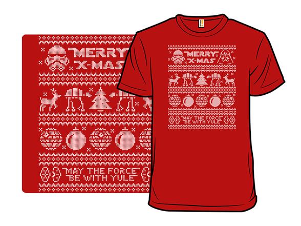 X-mas Wars T Shirt