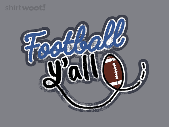 Football For All T Shirt