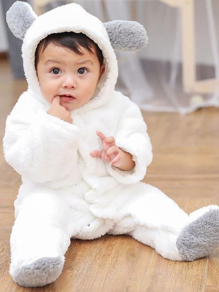 Milanoo Onesie Kigurumi Pajamas Toddler Jumpsuit Bear Costume