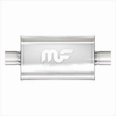 MagnaFlow Satin Stainless Steel Muffler - 12245