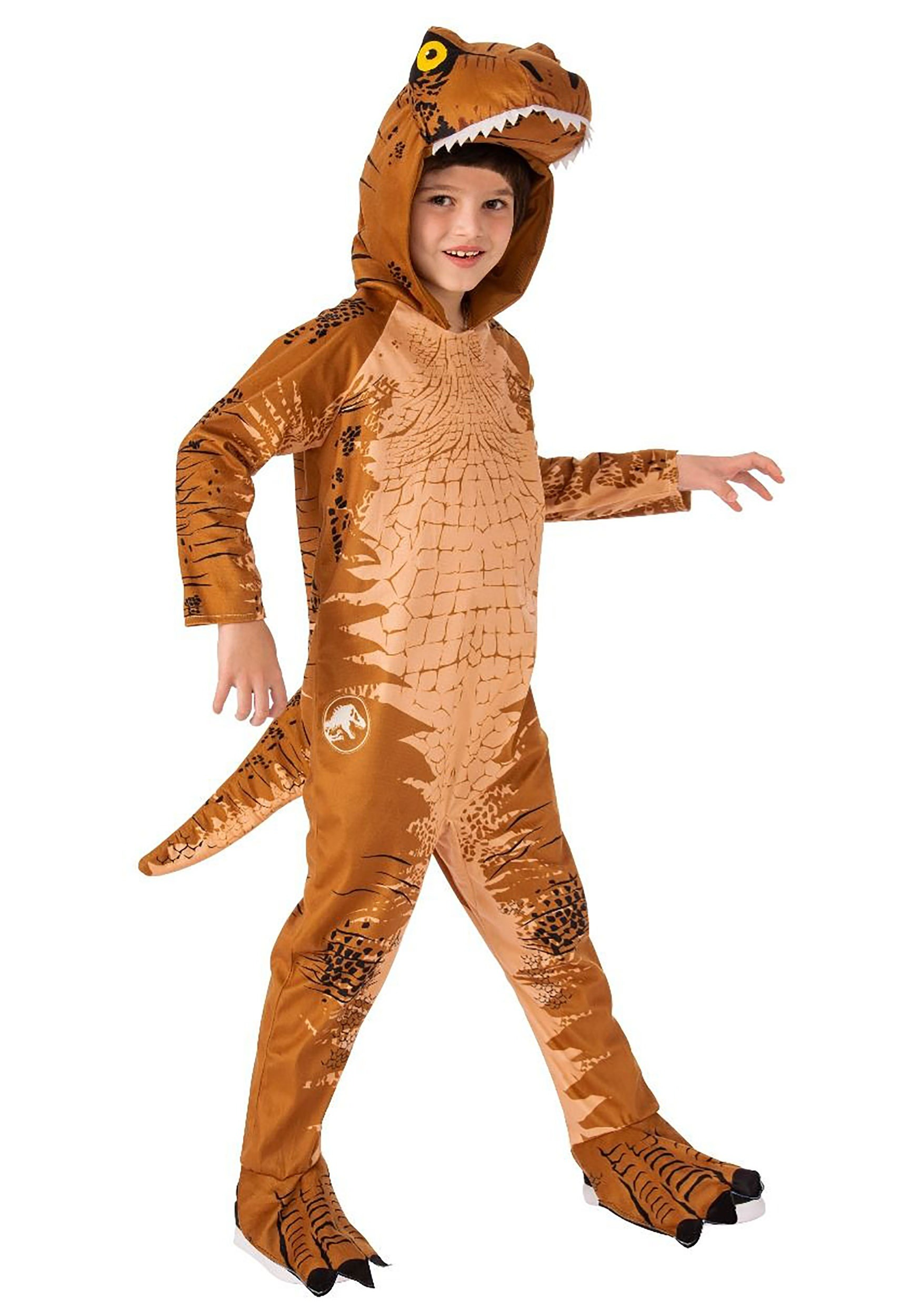 Kids Jurassic World 2 T-Rex Costume