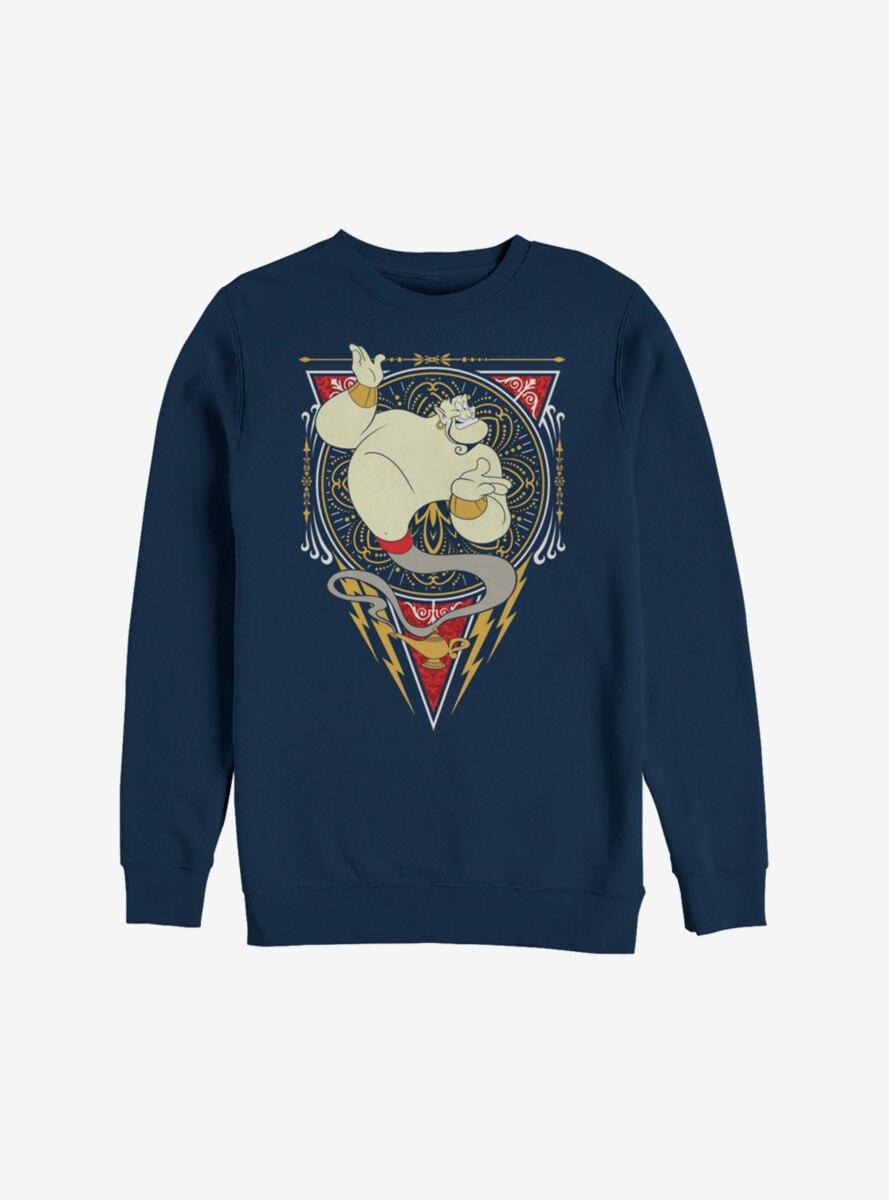 Disney Aladdin Genie Wish Granter Sweatshirt